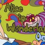 אליס בארץ הפלאות צביעה און ליין