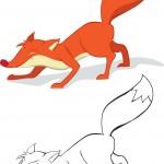השועל הג'ינג'י