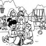 משחקים בבפארק