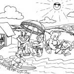 חם וכולם בים – בואו לצבוע את הים