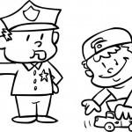 אפשר לנסוע – שוטר לצביעה
