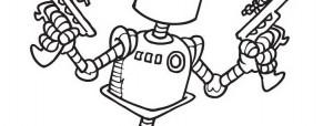 הרובוט המטורלל