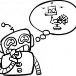 הרובוט הבודד