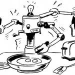רובוט שמכין ארוחת הבוקר