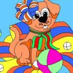 מתנת יום הולדת – לצבוע כלב חמוד