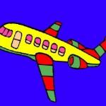 לטוס אל על – מטוס לצביעה