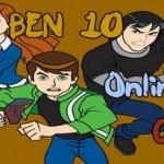 בן 10 וגוון משחק צביעה און ליין