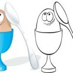 ביצה רכה לצביעה