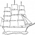 כל המפרשים למעלה – אוניה לצביעה