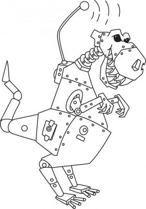 רובוט דינוזאור