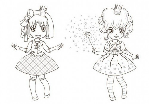 להפוך לנסיכה