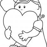 נסיכה קטנה יפיפייה עם לב ענקי