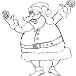 סנטה קלאוס מקסים ומזמין