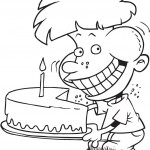 חיוך גדול ליום הולדת